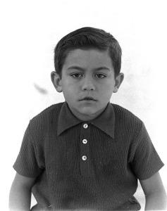 Niños colegio 1972