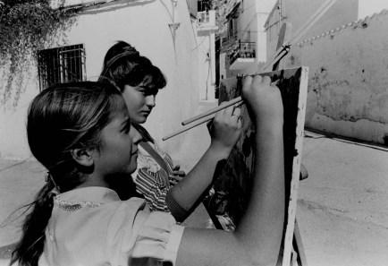 Pintura Niños Maureen