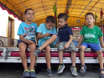 Fiestas Pinos 2015