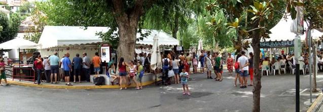 Panoramica plaza Pinos