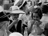 Fiesta escuela 1980