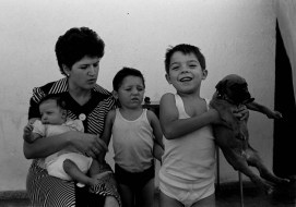 Familia Miguel Alarcón