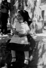 Fiesta colegio 1980