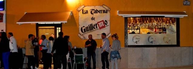 Fachada Bar Guillermo