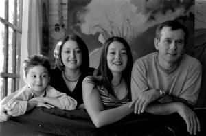 Familia Luis panadero
