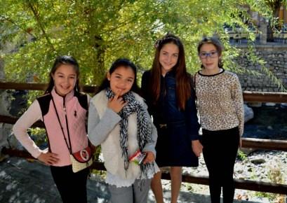 Chicas pineras domingo
