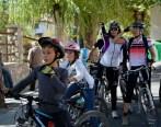 Ciclistas Pinos Genil